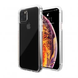 Just Mobile TENC Air Crystal【iPhone SE 第2世代 / 11 Pro / XS / X / 11 Pro Max / XS Max / 11 / XR 対応スマホケース】